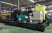 康明斯燃气发电机组:燃气发电机组的技术大赏