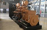 天然气发电机组的独特的奥秘