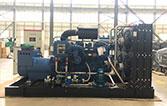 燃气发电机组1立方气发几度电?