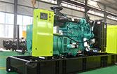 300千瓦发电机润滑系统出现bug时,怎么修整?