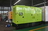 400kw柴油发电机组产生超速,是什么为什么怎么办?