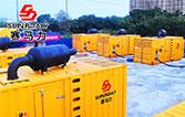 600kw上柴发电机组和500kw上柴发电机组双双抵达武汉!