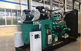 800kw燃气发电机组安装维护,不再是个问题!