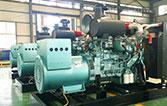 200kw燃气发电机组经济与环保并存!