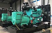 400kw柴油发电机运行不稳症状?有治!