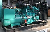 500kw柴油发电机组想省油?找小机就对了!