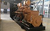 200kw的沼气发电机组发电并网:畜禽养殖业环保省钱新方案
