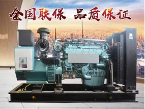 200KW重汽发电机组