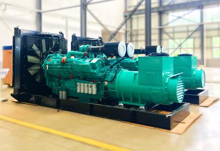 赛马力-柴油发电机