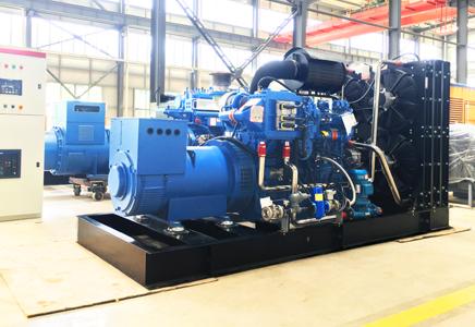 赛马力-沼气发电机
